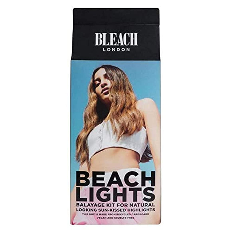 苦難評価可能出席[Bleach London ] 漂白ロンドンビーチライトキット - Bleach London Beach Lights Kit [並行輸入品]