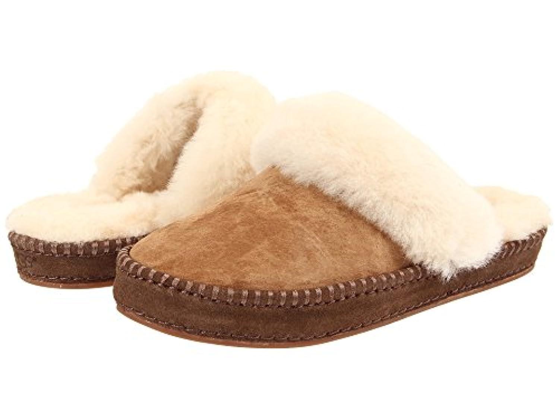 [UGG(アグ)] レディーススリッパ?スリッポン?靴 Aira Chestnut Suede 10 (27cm) B - Medium