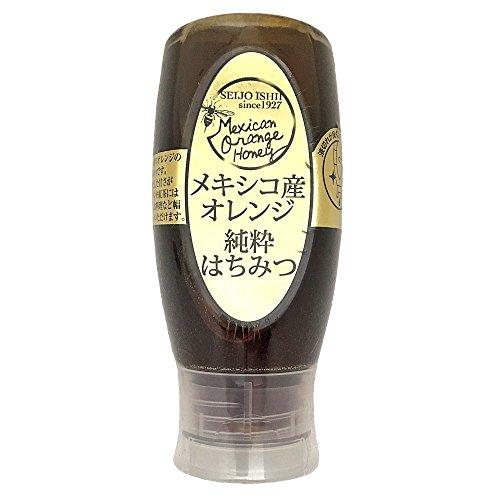 成城石井 メキシコ産オレンジ蜂蜜 500g