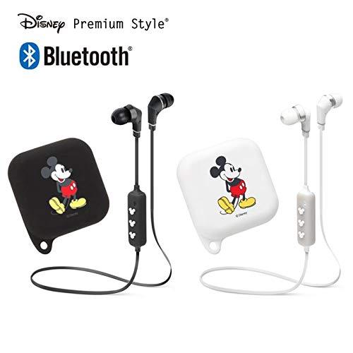 【カラー:ホワイト】Bluetooth 4.1 対応 ディズニー ワイヤレスイヤホン リモコン付き パミッキー ミッキーマウス キャラクター 小型 軽量 高音質 ワイヤレス イヤホン ヘッドセット シンプル かわいい アイフォン ブルートゥース bluetooth4.1 iphone xs x 8 7 xperia s-pg_7a890
