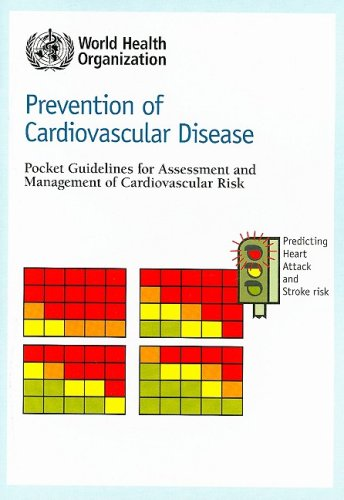 Prevention Of Cardiovascular Disease Western Pacific Region: Pocket Guidelines for Assessment and Management of Cardiovascular Risk (Who/Ish Cardiovascular Risk Prediction Charts for the Western Pacific Region)