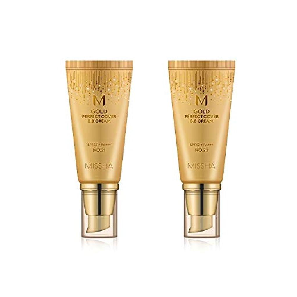 重要パパ遅滞MISSHA Gold Perfecte Cover BB Cream SPF42 PA+++ / ミシャ ゴールド パーフェクト カバー BBクリーム 50ml *NO.21 [並行輸入品]
