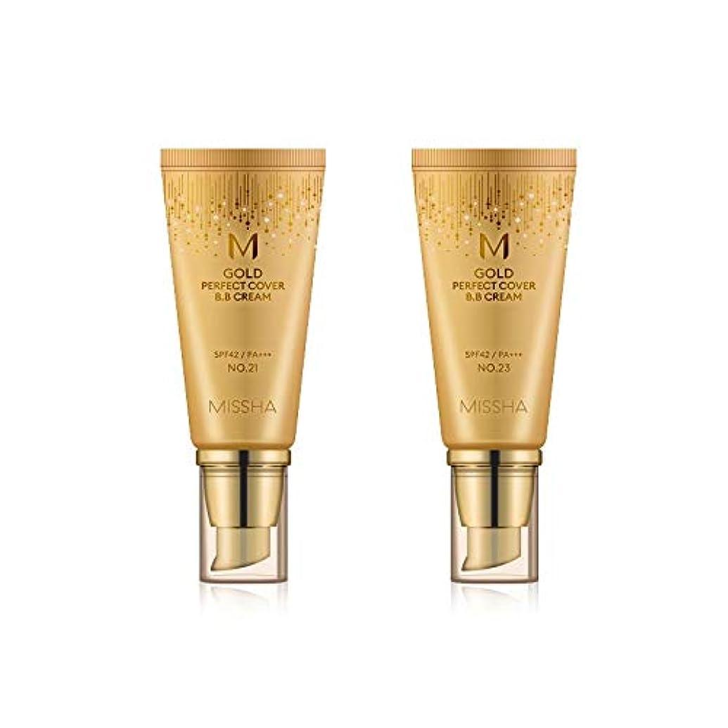 増強するアンドリューハリディむき出しMISSHA Gold Perfecte Cover BB Cream SPF42 PA+++ / ミシャ ゴールド パーフェクト カバー BBクリーム 50ml *NO.23 [並行輸入品]