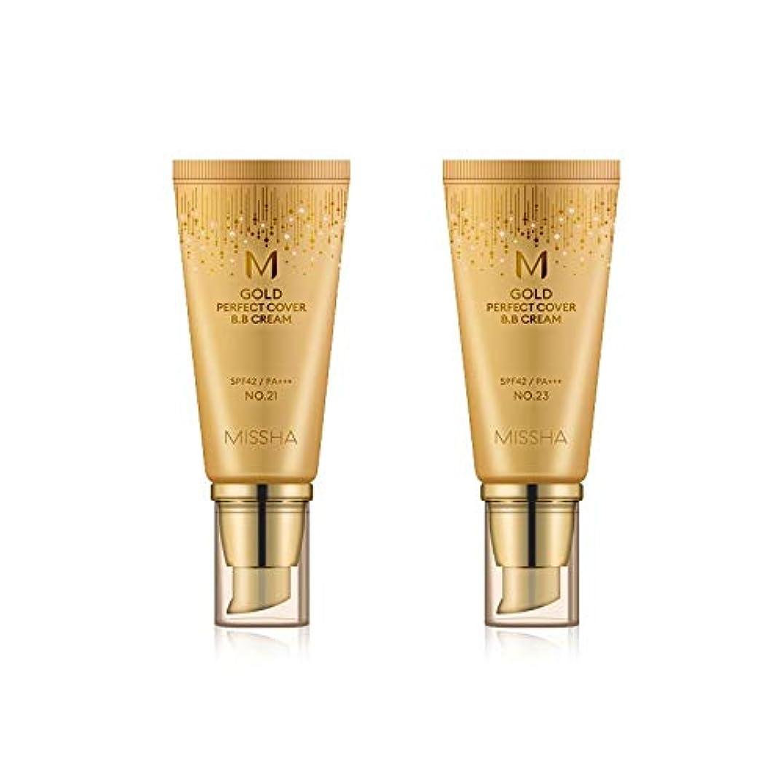 アカデミー空いている宴会MISSHA Gold Perfecte Cover BB Cream SPF42 PA+++ / ミシャ ゴールド パーフェクト カバー BBクリーム 50ml *NO.23 [並行輸入品]