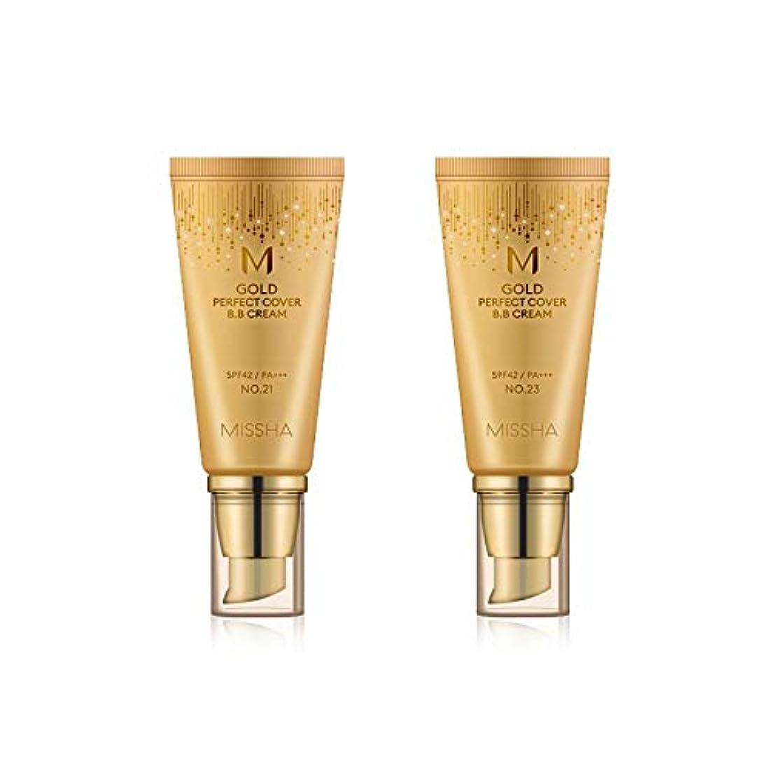 小説家ペンダントサスペンドMISSHA Gold Perfecte Cover BB Cream SPF42 PA+++ / ミシャ ゴールド パーフェクト カバー BBクリーム 50ml *NO.23 [並行輸入品]