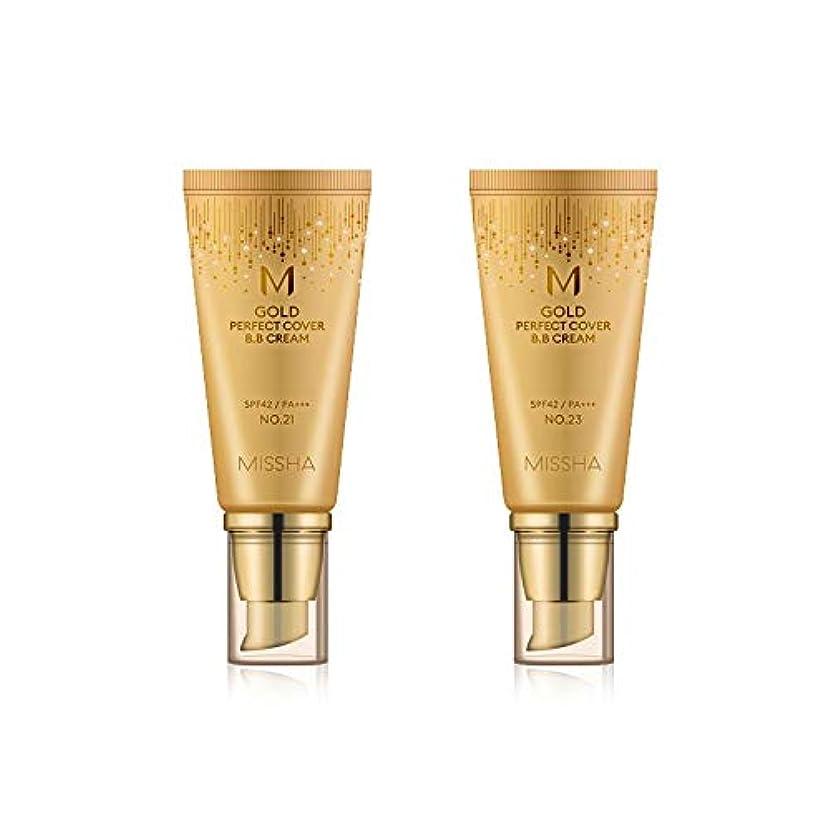 床を掃除する友情スイングMISSHA Gold Perfecte Cover BB Cream SPF42 PA+++ / ミシャ ゴールド パーフェクト カバー BBクリーム 50ml *NO.21 [並行輸入品]