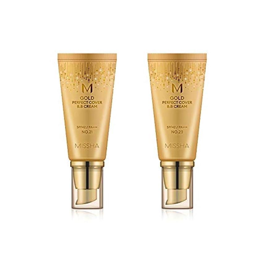 復活コンドーム面白いMISSHA Gold Perfecte Cover BB Cream SPF42 PA+++ / ミシャ ゴールド パーフェクト カバー BBクリーム 50ml *NO.21 [並行輸入品]
