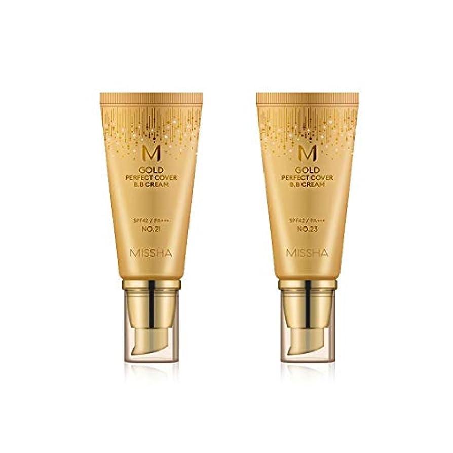 和解するアドバンテージ反論MISSHA Gold Perfecte Cover BB Cream SPF42 PA+++ / ミシャ ゴールド パーフェクト カバー BBクリーム 50ml *NO.21 [並行輸入品]