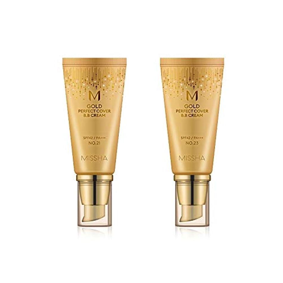 契約した病な国歌MISSHA Gold Perfecte Cover BB Cream SPF42 PA+++ / ミシャ ゴールド パーフェクト カバー BBクリーム 50ml *NO.21 [並行輸入品]