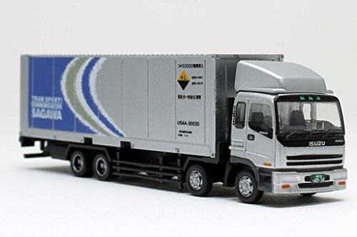 ザ・トラックコレクション第4弾 いすゞギガ 佐川急便 31フィートコンテナ