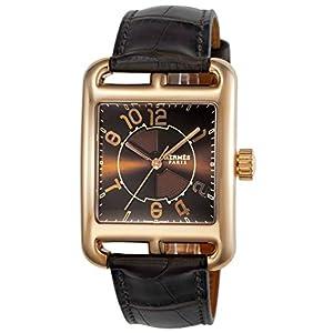 [エルメス]HERMES 腕時計 ケープコッド ブラウン文字盤 CD4.870.432.MHA メンズ 【並行輸入品】