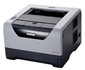 ブラザー工業 A4モノクロレーザープリンター JUSTIO 30PPM/両面印刷/有線LAN HL-5350DN