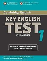 Cambridge Key English Test 1 (KET Practice Tests)