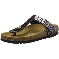 Birkenstock Gizeh Womens Sandals Black