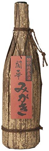 特別純米原酒 みがき 竹 1.8L