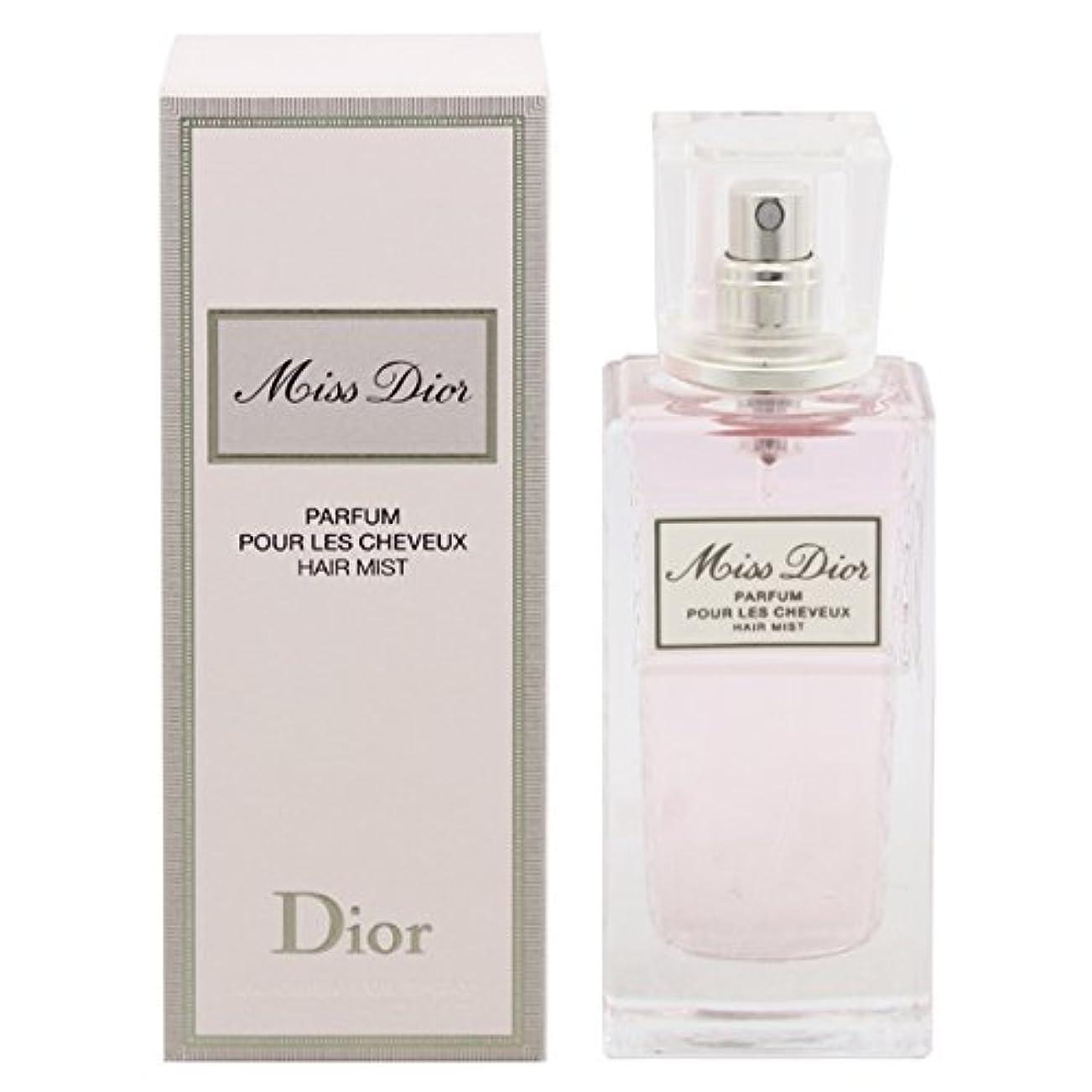 心臓組み合わせバイアスクリスチャン ディオール(Christian Dior) ミス ディオール ヘア ミスト 30ml[並行輸入品]