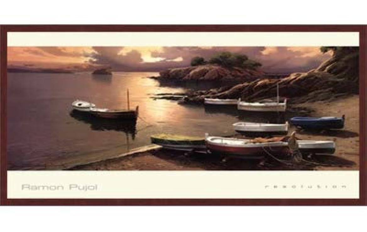 石油ホールドオールマカダム解像度by Ramon Pujol – 38 x 24インチ – アートプリントポスター LE_72469-F10483-38x24