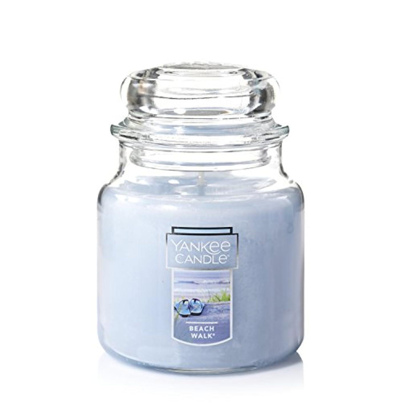 素晴らしい良い多くの磁気構造的(ヤンキーキャンドル) Yankee Candle Lサイズ ジャーキャンドル Medium Jar Candle 1129791Z