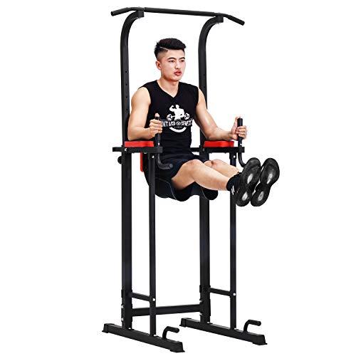 Fitmate ぶら下がり健康器具 懸垂マシン 懸垂器具 筋力トレーニング 室内 B07N19V515 1枚目