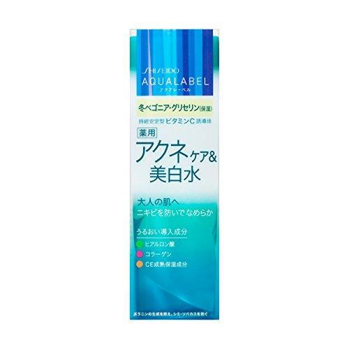 アクアレーベル アクネケア & 美白水 薬用化粧水 200mL 【医薬部外品】