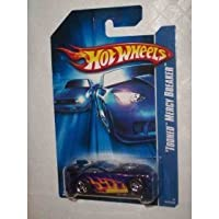 2006-218 Tooned Mercy Breaker Pr-5 Wheels Collectible Collector Car Mattel Hot Wheels 1:64 Scale