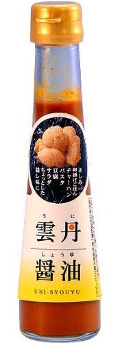 雲丹醤油 120ml