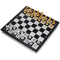 ROSENICE 磁気チェスセット 折り畳み式