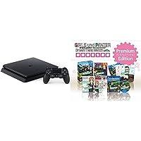 PlayStation 4 ジェット・ブラック 500GB (CUH-2200AB01) + ガールズ&パンツァー ドリームタンクマッチ 初回限定生産版 セット