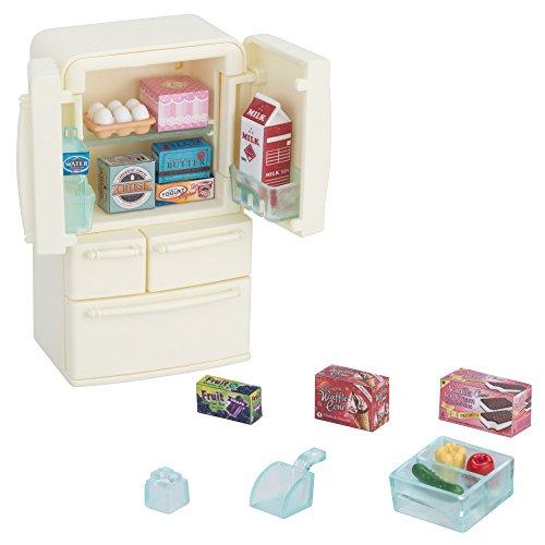 シルバニアファミリー 家具 冷蔵庫セット(5ドア)...