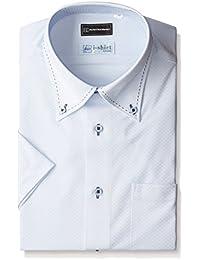 (ピーエスエフエー) P.S.FA i-shirt 半袖ドゥエボットーニアイシャツ 完全ノーアイロン