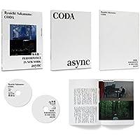 Ryuichi Sakamoto:CODA コレクターズエディション with PERFORMANCE IN NEWYORK:async
