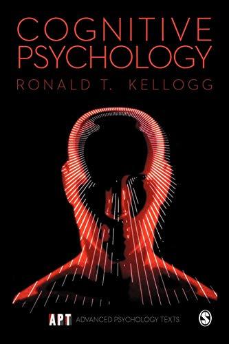 Download Cognitive Psychology (Advanced Psychology Texts) 0761956956