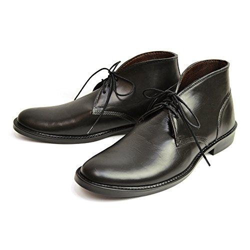 37f0936ed13725 [イーラ] 防水 チャッカブーツ レインブーツ ブーツ メンズ 靴 抗菌 消臭 ビジネスシューズ