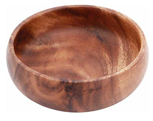 木製 食器 ボール ラウンド アカシア 15*15*H5cm