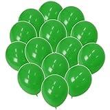 チャーミィパック ゴム風船 25cm 丸型 グリーン 50枚入 KIS23108