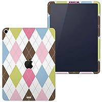 igsticker iPad Pro 12.9 inch インチ 専用 apple アップル アイパッド 2018 第3世代 A1876 A1895 A1983 A2014 全面スキンシール フル 背面 側面 正面 液晶 タブレットケース ステッカー タブレット 保護シール 人気 カラフル ダイヤ 模様 005370