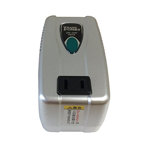 カシムラ 海外用変圧器 220-240V/100VA NTI...
