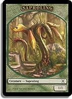 Magic: the Gathering - Saproling Token (5/6) - Tenth Edition