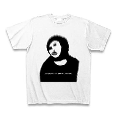 (クラブティー) ClubT キリスト壁画修復〜善意が生んだ悲劇〜 Tシャツ(ホワイト) M ホワイト