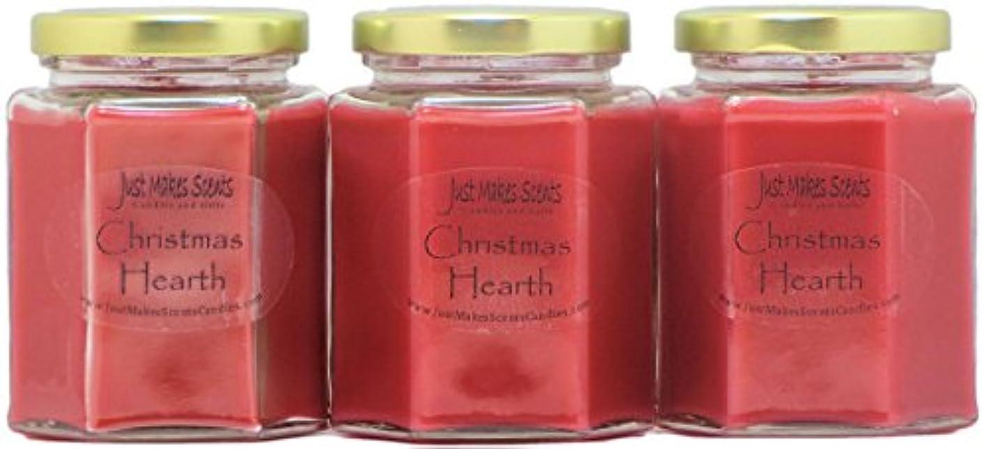国籍転送不明瞭christmashearthparent 3 Pack レッド C01909HRDD3