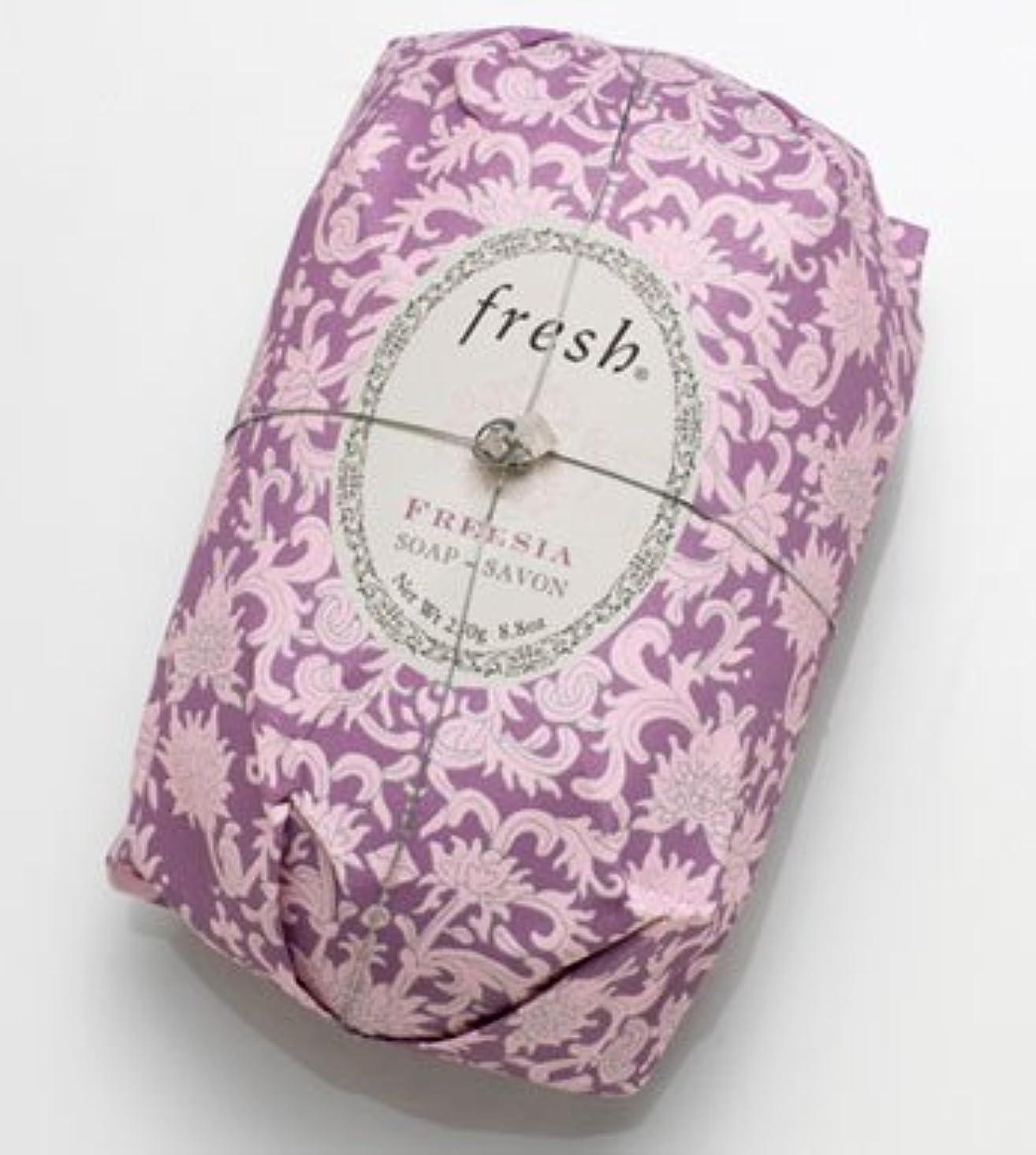 考案する認可債務Fresh FREESIA  SOAP (フレッシュ フリージア ソープ) 8.8 oz (250g) Soap (石鹸) by Fresh