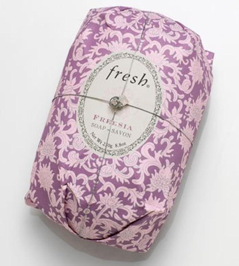 ナット驚いたことに脇にFresh FREESIA  SOAP (フレッシュ フリージア ソープ) 8.8 oz (250g) Soap (石鹸) by Fresh
