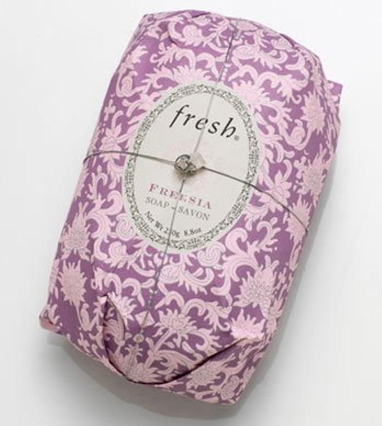 お別れ届けるスロットFresh FREESIA  SOAP (フレッシュ フリージア ソープ) 8.8 oz (250g) Soap (石鹸) by Fresh