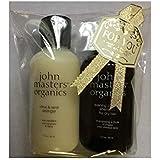 john masters organics ジョンマスターオーガニック トライアルキット シャンプー&コンディショナー(ノーマル・ドライヘア)60ml