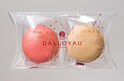 DALLOYAU(ダロワイヨ) マカロン (2ヶ詰)