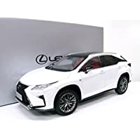 Lexus特注 1/18 レクサス RX 200t Fスポーツ (ホワイト) 2016