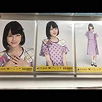 乃木坂46 生写真 生田絵梨花 バレッタ コンプ 会場限定