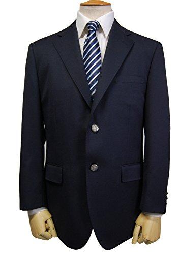 High Grade ウール100% ブレザー ジャケット 紺ブレザー メンズ シングルジャケット 秋冬2200 [DEER-A体 4号]