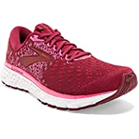 Brooks Australia Women's Glycerin 17 Women's Road Running Shoes, Grey/Aqua/Ebony