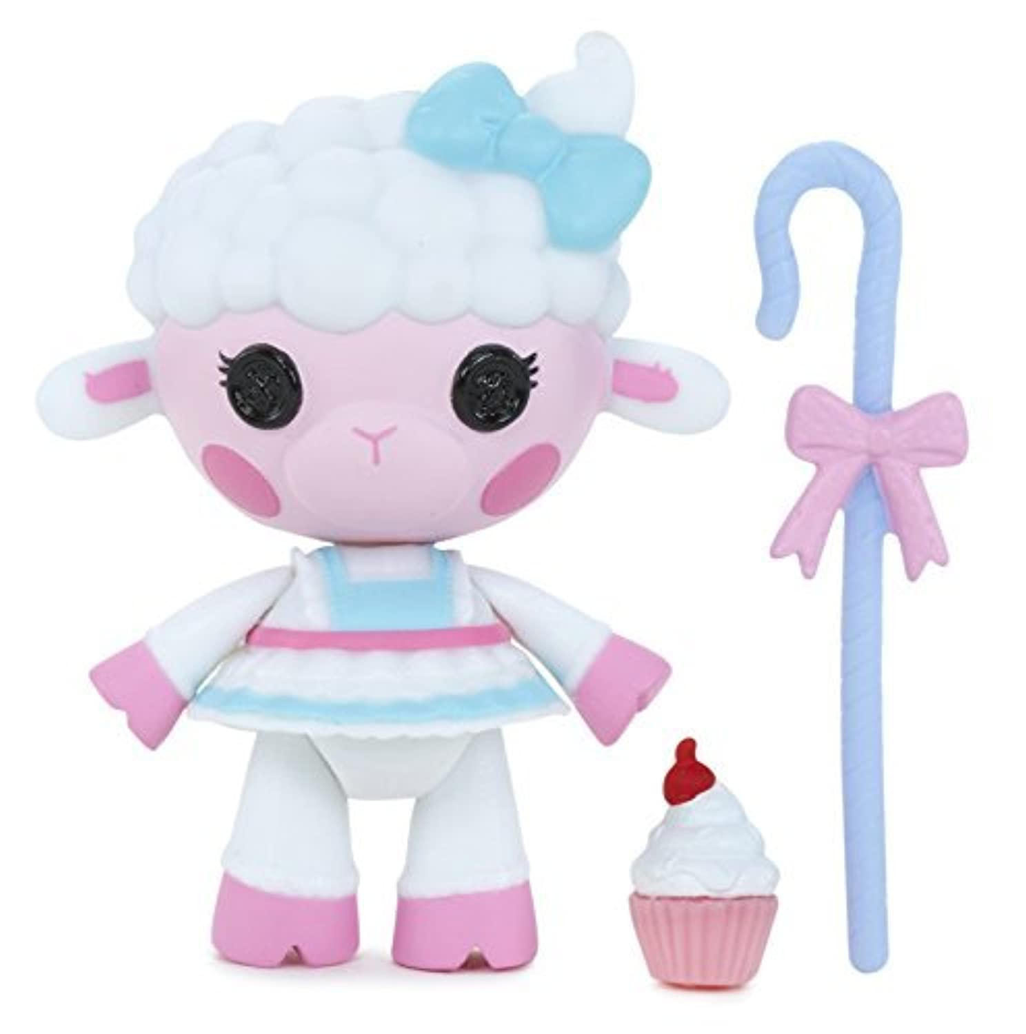 Lalaloopsy Mini Pet Pals Doll- Wooly Fuzzy Fleece by Lalaloopsy [並行輸入品]
